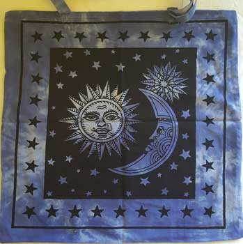 Sun and Moon Tote Bag - Tree Of Life Shoppe
