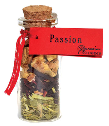 Passion Pocket Spell Bottle - Tree Of Life Shoppe
