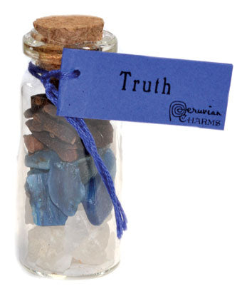 Truth Pocket Spell Bottle - Tree Of Life Shoppe