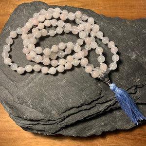 Rose Quartz Mala - Tree Of Life Shoppe