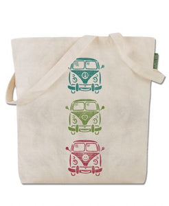 HIPPIE BUS ECO TOTE BAG - Tree Of Life Shoppe
