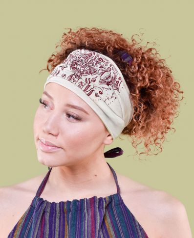 TWISTED TRUNKS BOHO HEADBAND - Tree Of Life Shoppe