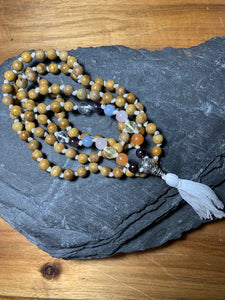 Sandalwood Chakra Mala - Tree Of Life Shoppe