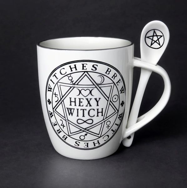 Alchemy Mug Collection - Mug and Spoon Gift Sets