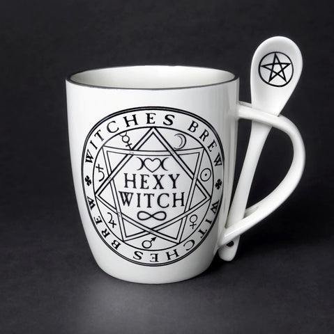 Witchy Mug Collection by Alchemy
