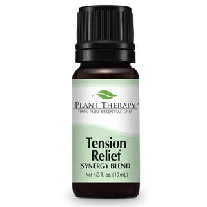 Tension Relief Synergy Blend Essential Oil 10ml - Tree Of Life Shoppe