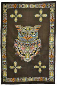 Owl Tapestry - Tree Of Life Shoppe