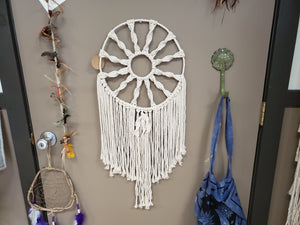Bohemian Macrame Dreamcatcher - Tree Of Life Shoppe