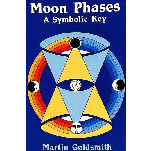 Moon Phases, Book - Tree Of Life Shoppe