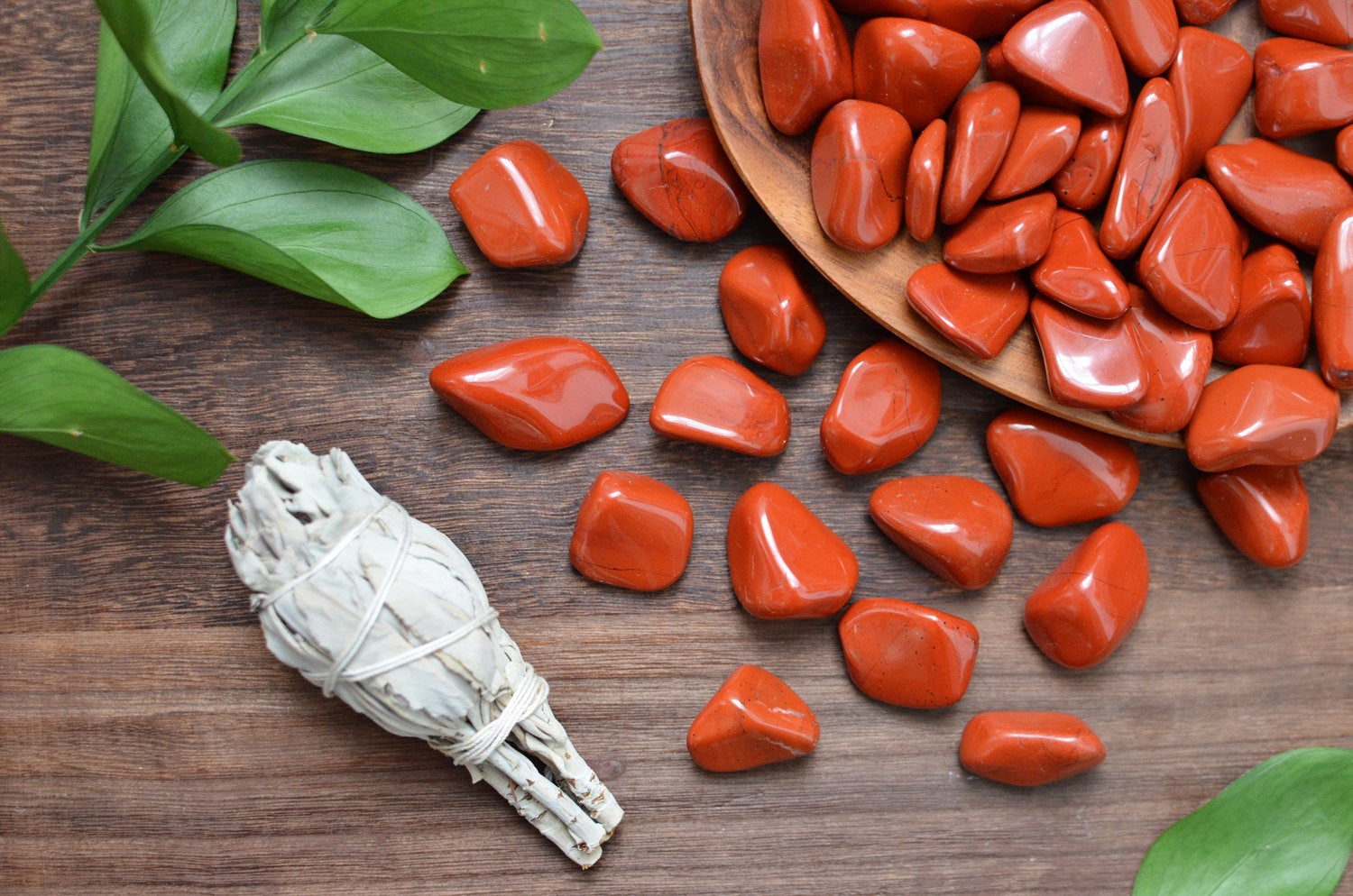 Red Jasper - Tree Of Life Shoppe