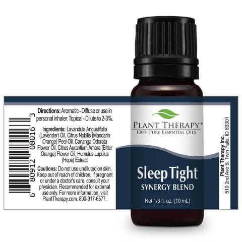 Sleep Tight Essential Oil 10ml - Tree Of Life Shoppe