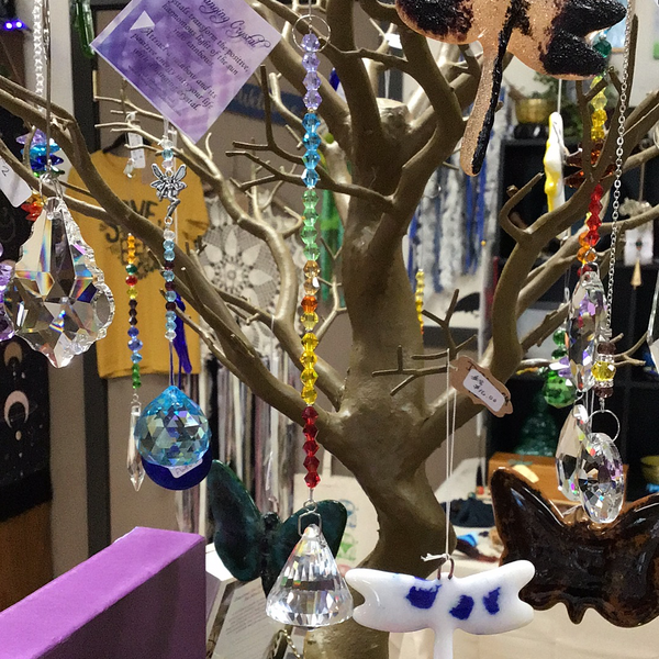 Chakra Suncatchers - Various - Tree Of Life Shoppe