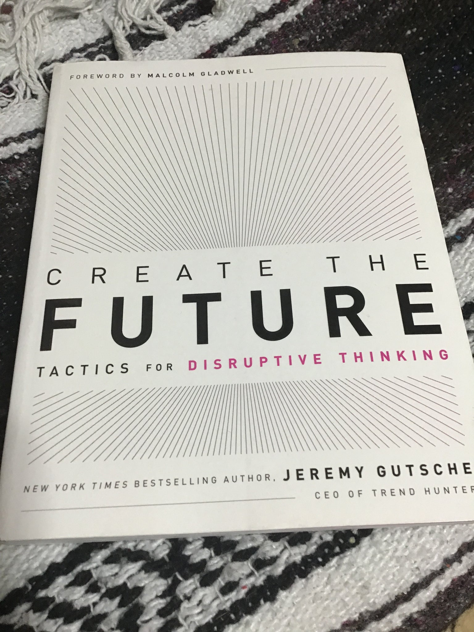 Create the Future & The Innovation Handbook (2 books in one)