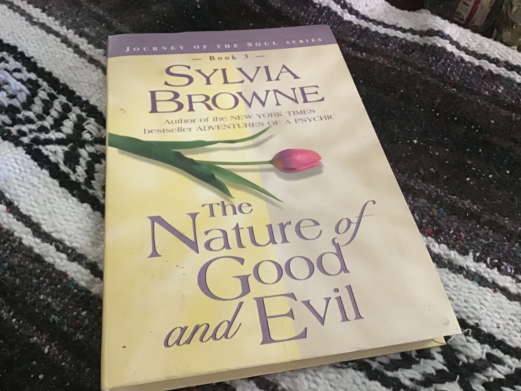 The Nature of Good and Evil - Silvia Browne ( Used - Good Condition )