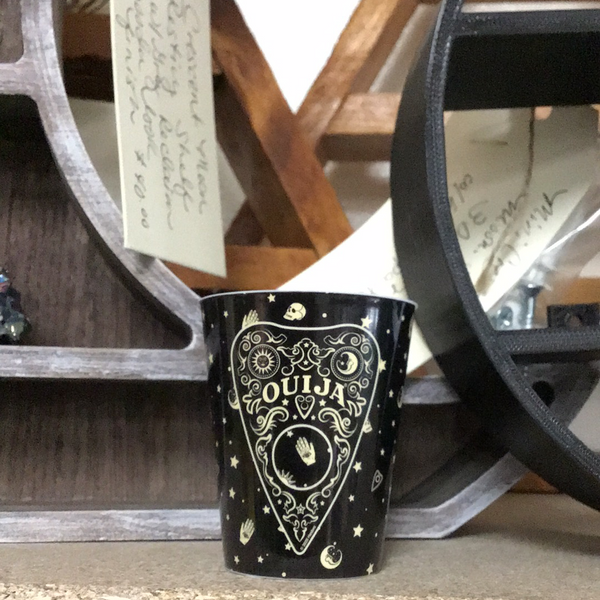 Ouija Shot Glass - Tree Of Life Shoppe