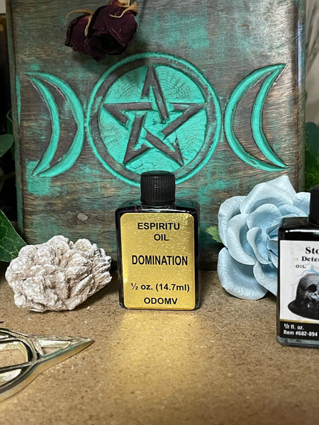 Espiritu - Intention Oils, Annointing Oils - 4 Dram - Tree Of Life Shoppe