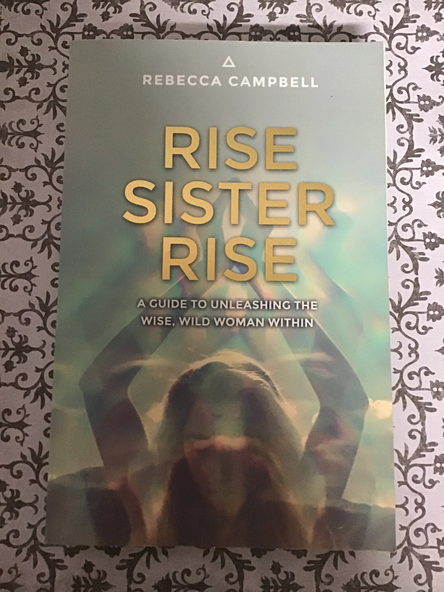Rise Sister Rise: A Guide to Unleashing the Wise, Wild Woman Within - Rebecca Campbell ( Used - Very Good Condition ) - Tree Of Life Shoppe