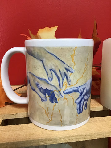 The Creation of You Mug