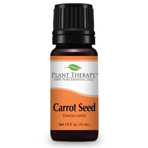 Carrot Seed Essential Oil - Tree Of Life Shoppe