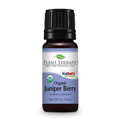 Juniper Berry Organic Essential Oil 10ml - Tree Of Life Shoppe