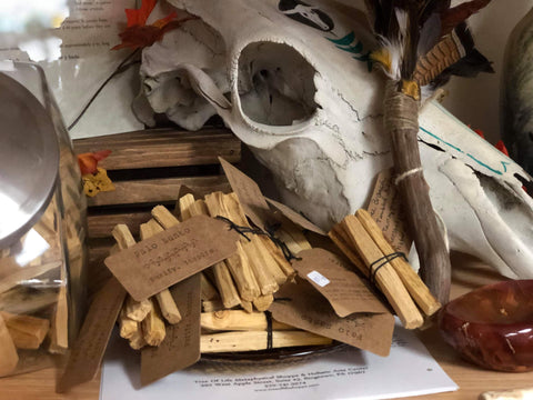 Palo Santo Bundles. (Set of 5 Sticks) - Tree Of Life Shoppe