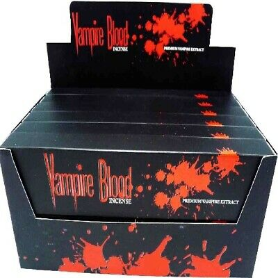 Vampire Blood Incense 15g - Tree Of Life Shoppe