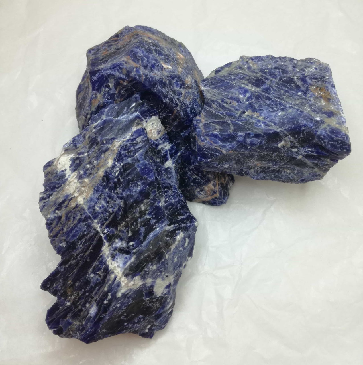 Sodalite - Raw - Tree Of Life Shoppe