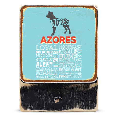 Azores (Typedography)