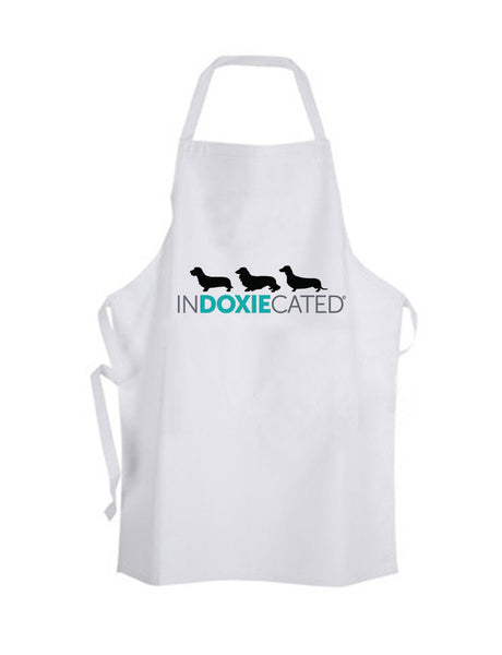 Wiener Apron - Indoxicated (Blue)