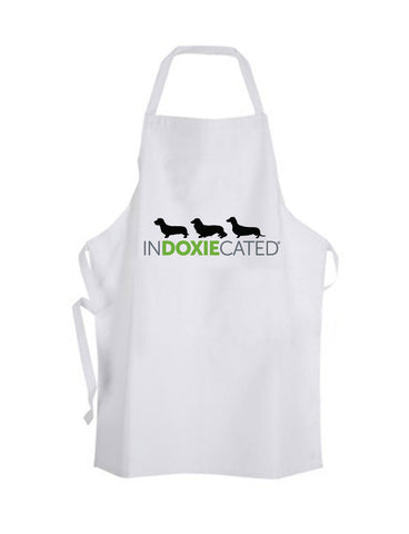 Wiener Apron - Indoxicated (Green)