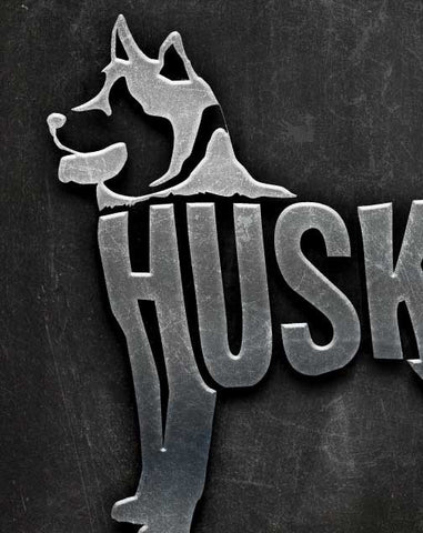 Husky Belt Buckle