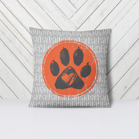 Tangerine Dream Pillow