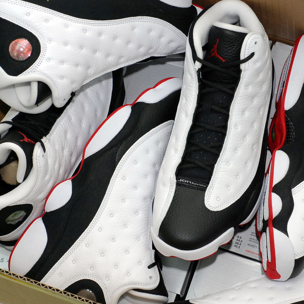 timeless design 4eb96 036a0 Unboxing Nike Air Jordan 13 Retro He Got Game 2018 :