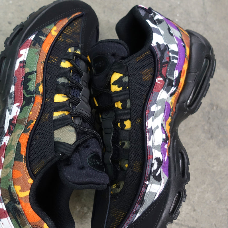 : More Pictures for Nike Air Max 95 ERDL Party Black Camo :