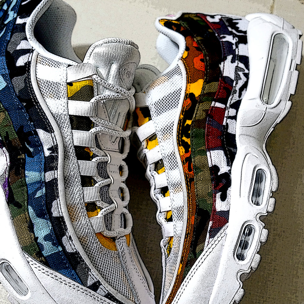 0fb8d85b9b0a6   Another color of Nike Air Max 95 ERDL Party Camo