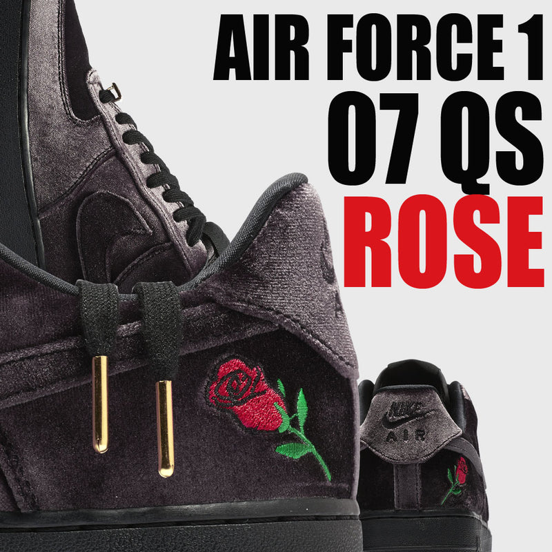 New Arrival : Nike Air Force 1 07 QS Rose (AH8462-003)