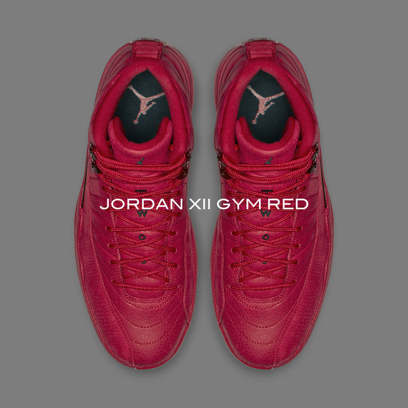 New Arrival : Nike Air Jordan 12 Retro Gym Red