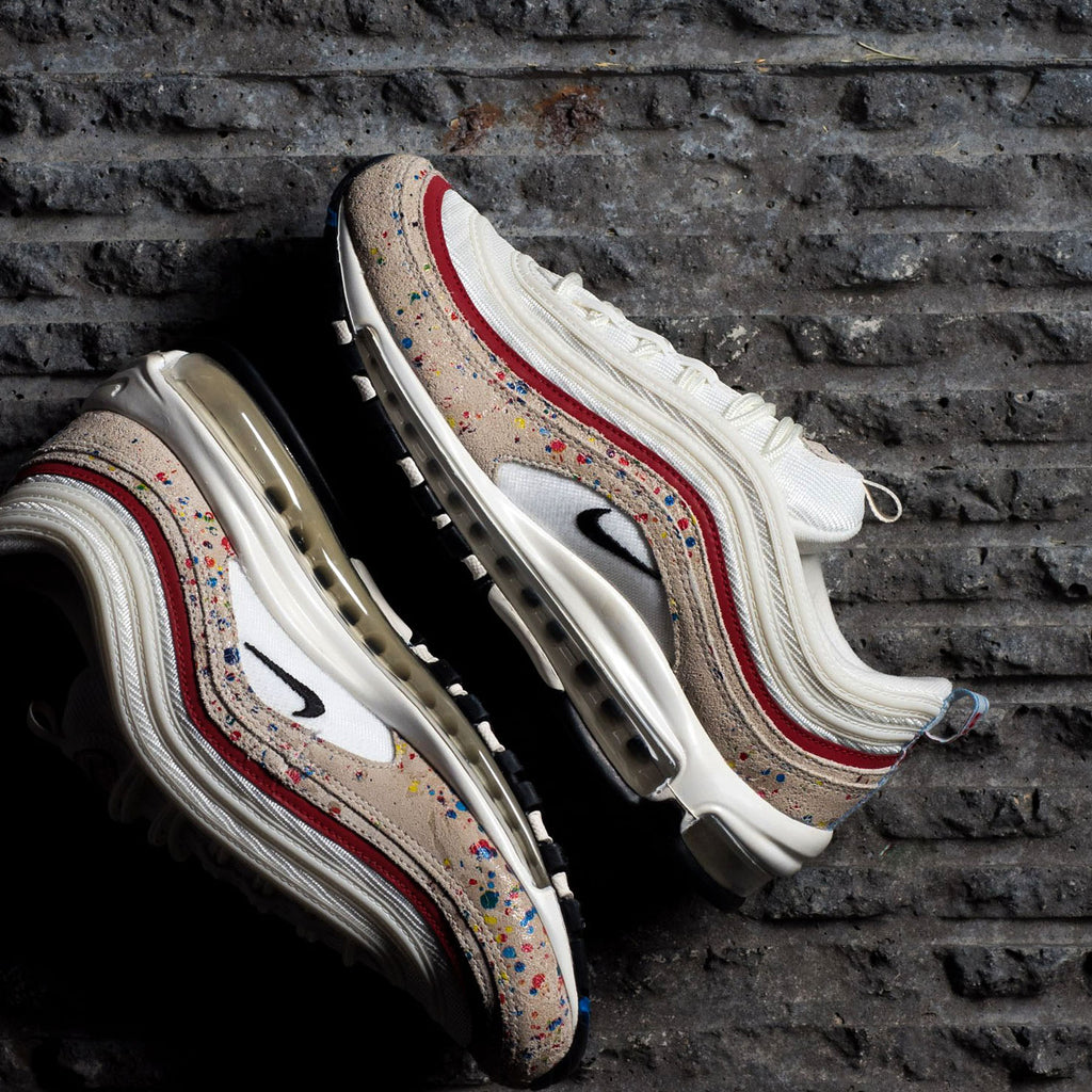 separation shoes 5d5c3 1424d   Nike Air Max 97 Premium Paint Splatter