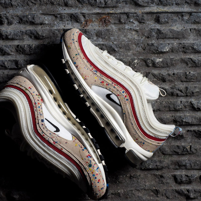 8e83c562 Nike Air Max 97 Premium Paint Splatter :