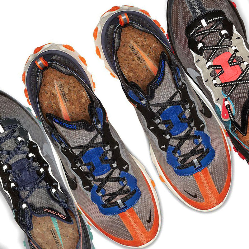 Pre-Order : Nike React Element 87 Fall Collection