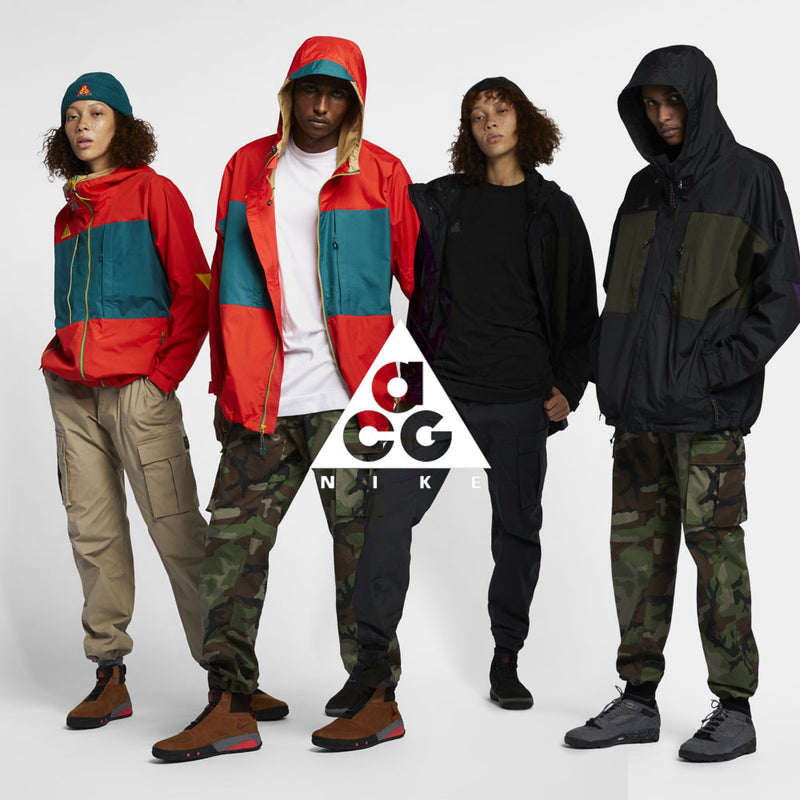 Nike Sportswear ACG 2018 Winter Collection