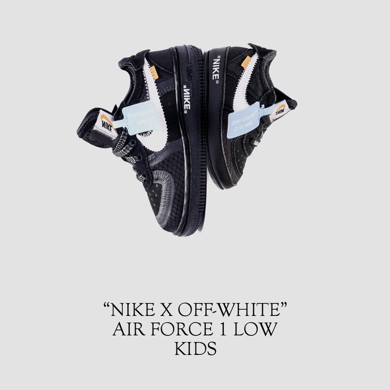 Nike x Off-White Air Force 1 Low (Toddler)