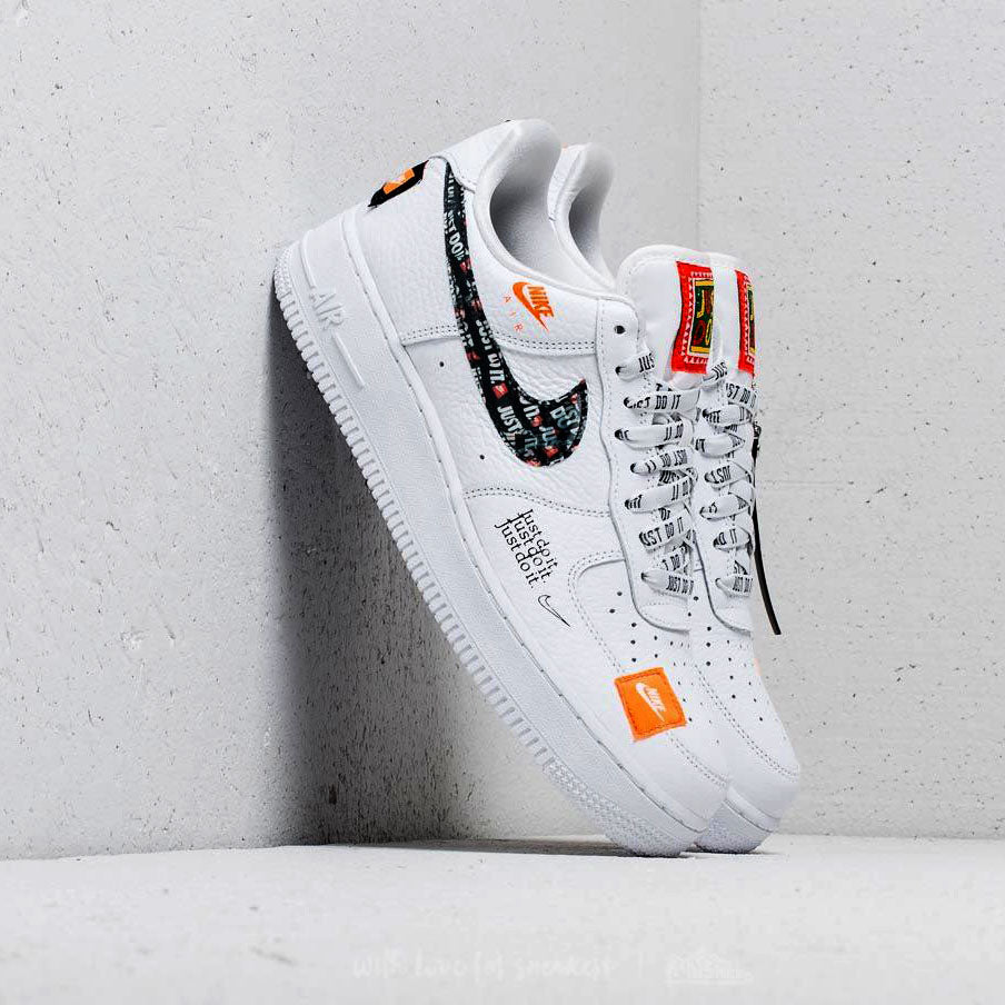 Zapatillas Nike Air Force 1 Low Premium Just Do It Gs