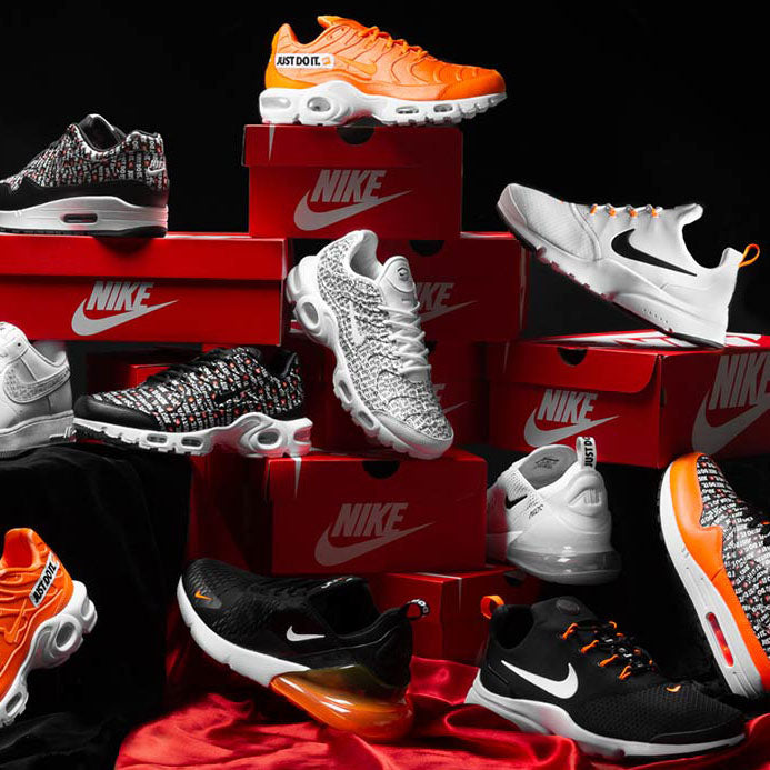 The 2nd Round of Nike Just Do It Pack Is Coming In August