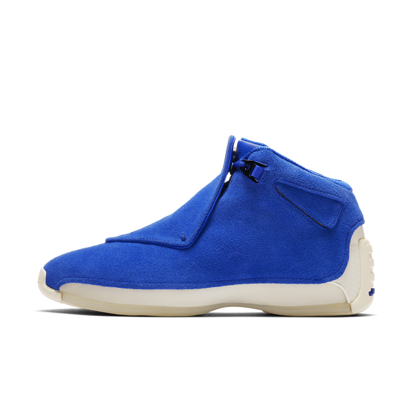 Nike Air Jordan 18 Retro Suede