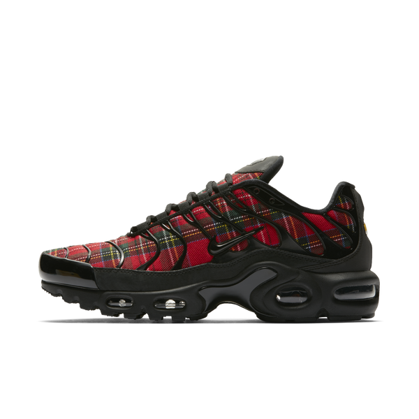 NIKE WMNS AIR MAX PLUS TARTAN PACK AV9955-001