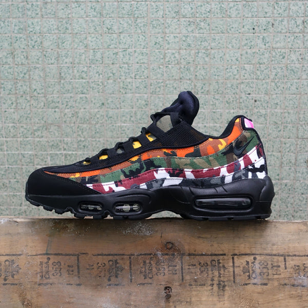 the latest 0c860 1d395 More Pictures for Nike Air Max 95 ERDL Party Black Camo :