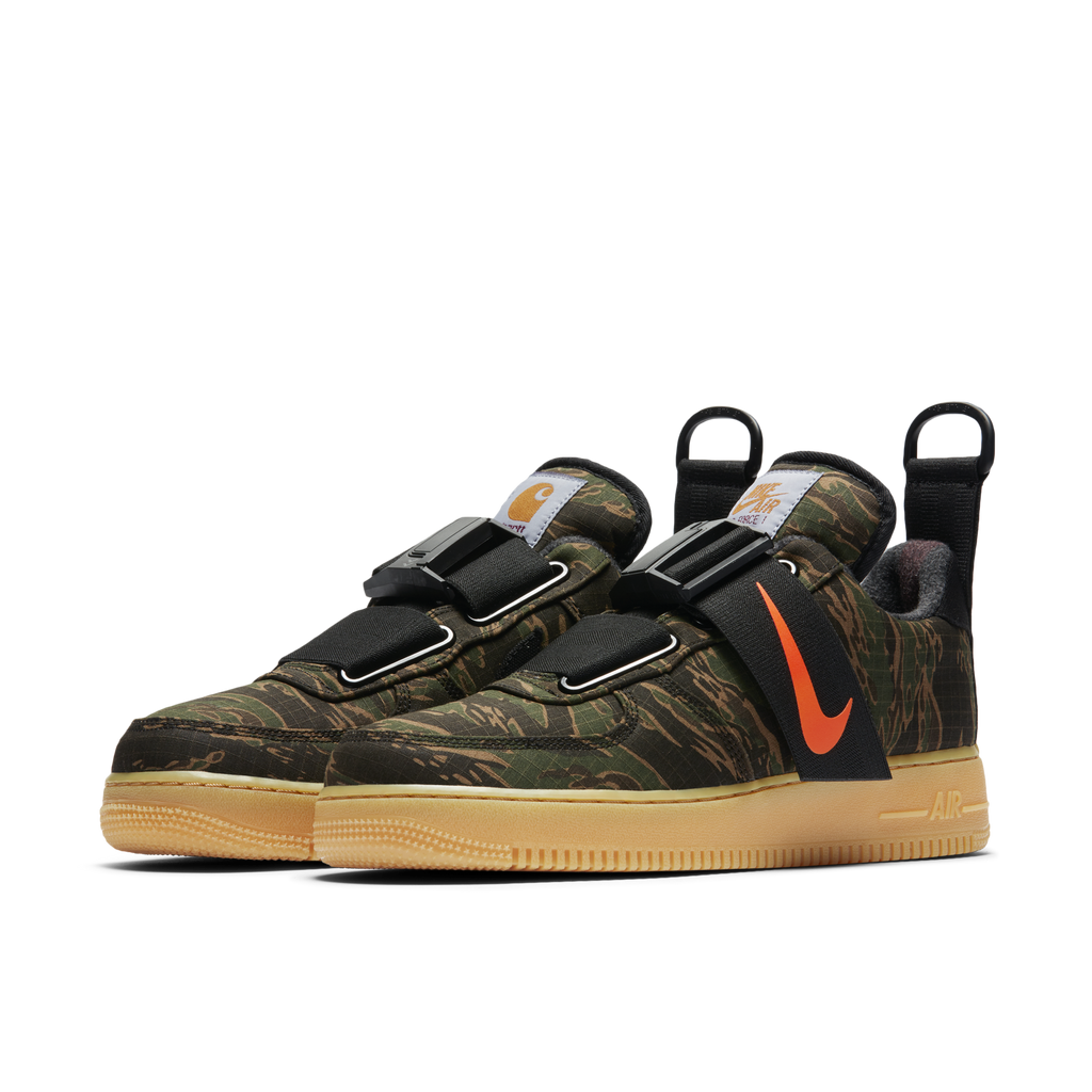 Nike x Carhartt Air Force 1 Utility Low PRM WIP (AV4112-300)1
