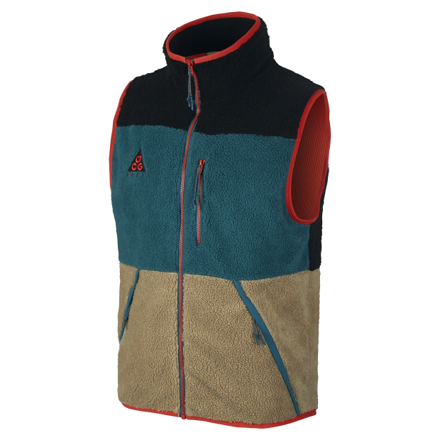 Nike ACG Men's Vest Zips Teal (AT5498-011)