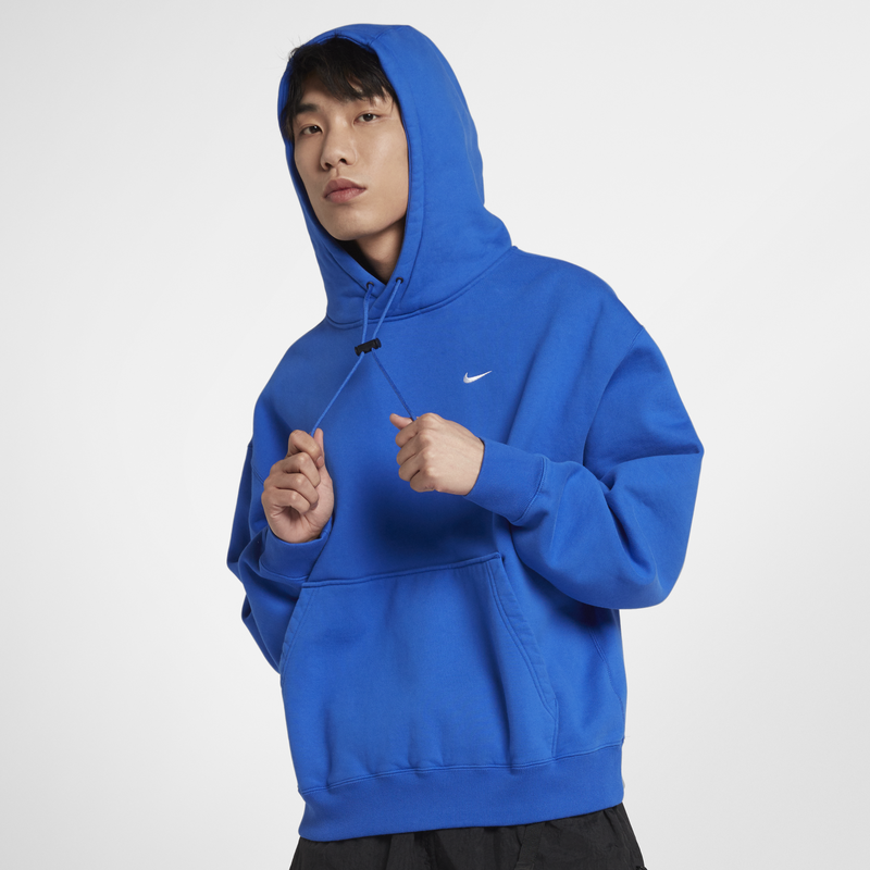 NikeLab Collection Men's Pullover Hoodie Royal (AV8270-405)
